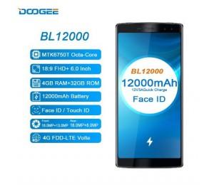DOOGEE BL12000 Smartphone MTK6750T Octa Core 6,0 zoll 4 GB + 32 GB