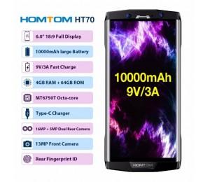 HOMTOM HT70 Smartphone MTK6750T Octa Core 6,0 zoll 4 GB + 64 GB
