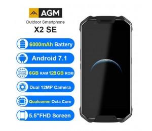 AGM X2 SE Smartphone MSM8976 Octa Core 5,5 zoll 6 GB + 128 GB