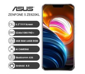 Asus ZenFone 5 ZE620KL Smartphone SnapDragon 636 6,2 Zoll 4GB+64GB