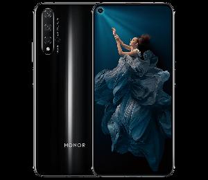 Huawei Honor 20 Smartphone HiSilicon Kirin 980 6,26 Zoll 8 GB + 128 GB