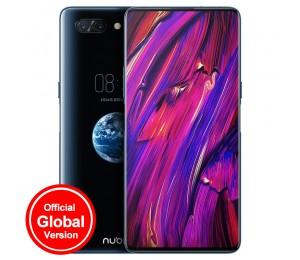 NEU Nubia X Snapdragon 845 6.26-inch FHD screen Dual fingerprint Smartphone 6GB+64GB