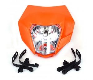 Motorrad Universal Scheinwerfer Für KTM EXC EXCF SX XC XCW MX SMR SXS 125 250 350 450 500 505 520 530