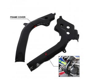 Motorräder Schutz der schwarzen Rahmen Schutzvorrichtungen für KTM SX 125 SX150 SX-F250 SXF 250 SXF 350 SX-F 450 SXF 450 XC-F250 XCF350 XC-F450 16-17