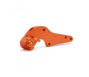 320MM Vordere schwimmende Bremsscheibe Rotorhalterung Adapter Adapter Für KTM EXC XC XCW XCF XCFW SX SXF 10-15 Motard Supermoto