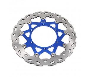 320 MM CNC Vorderer schwimmender Bremsscheibe Rotor Für YAMAHA WR WRF YZ YZF WR250 YZ250 YZ250F YZ450F WR250F WR450F Supermoto Dirt Bike