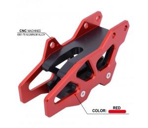 Motorrad CNC Schutz der Kettenführung Für HONDA CR125R CR250R CRF450X 2005-2007 CRF250R CRF450R 2005-2006 CRF250X 2006