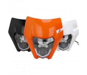 Motorrad Neue LED Scheinwerfer Scheinwerfer Kopf Lampe Licht Für KTM EXC EXCF SX SXF XC XCF XCW XCFW 125 150 250 300 350 450 530