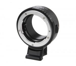 Viltrox NF-NEX Objektiv Adapter w/Stativ Halterung Blende Ring für Nikon F AF-S AI G Objektiv Sony E NEX Kamera A7 A7R NEX 7 6 5 3