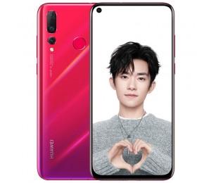 Huawei Nova 4 Smartphone Kirin 970 6.4 Zoll 48MP+16MP+2MP Drei Rückkameras 8GB + 128GB