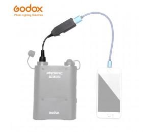 Godox Netzteil PB960 Usb-kabel An Lade Das Telefon USB Umwandlung