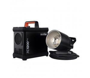 Godox AD1200Pro 1200Ws Blitzlicht für Studio Außenaufnahmen