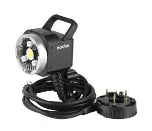 Godox H400P-Blitzkopf Bowens Mount Off-Flash-Handverlängerungskopf für Godox WITSTRO AD400Pro Blitzgerät