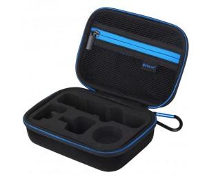 PULUZ Kamera Aufbewahrungskoffer Tasche Hartschale Tragetasche Tragbare Schutzhülle Kompatibel mit Dji OSMO Pocket und Zubehör