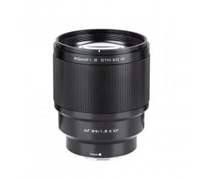 Viltrox AF 85 / 1.8 II XF Autofokus Prime Objektiv F1.8 Kameraobjektiv mit großer Blende