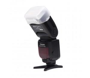 TRIOPO TR-960 II Blitzlicht Manueller Zoom für Nikon Canon Pentax DSLR-Kamera