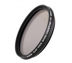 Fotga 49mm Fader Schlank Variable ND-Filter einstellbar Neutral Density ND2 zu ND400