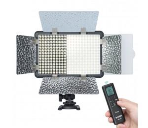 Godox LF308Bi Zweifarbiges Temperatur-LED-Blitzlicht