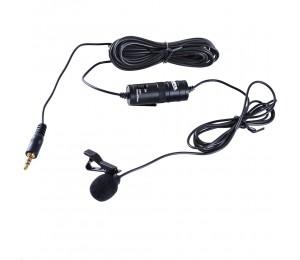 BOYA BY-M1 Rundstrahl Lavalier Mikrofon für Canon Nikon Sony DSLR Camcorder Audio Recorder iPhone 6 5S 5 4S 4