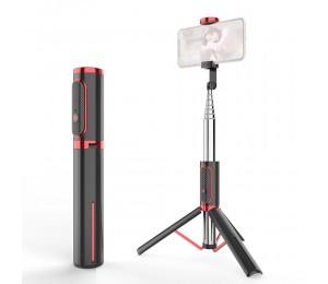 Ulanzi SK-01 Integriertes Design Selfie-Stange Drahtlose BT-Fernbedienung Stabile Stativhalterung Tragbare einziehbare Selfie-Stange
