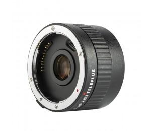 VILTROX C-AF 2X AF Autofokus-Teleobjektiv Extender Vergrößerung für Canon EF Befestigung Objektiv 7D 6D 7DII 80D 5D2 5D3 5DS 5DSR 1DMark I / II / III