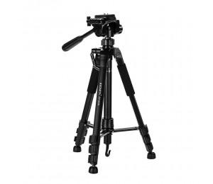 SOMITA ST666 Tragbares Kamerastativ aus Aluminiumlegierung
