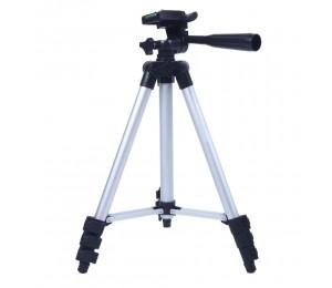 3110A Pro Kamera leichte Flexible Portable 3-Wege Stativkopf für Sony Canon Nikon