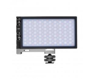 ALTSON R8 RGB Video Light Panel Vollfarbiges LED-Kameralicht