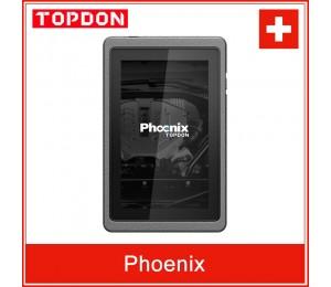 Topdon Phoenix Auto Diagnose Tool Auto Diagnose Scanner Auto Scan Automotive Professionelle Diagnose Diagnost ECU Codierung Werkzeug