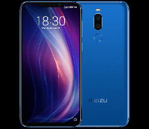 Meizu X8 Smartphone Snapdragon 710 6.15 Zoll voller Bildschirm 6GB+128GB