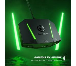 GameSir VX AimBox Tastatur Maus Controller Adapter Konverter für Xbox Serie X/S, Xbox One, playStation 4, PS4, Nintendo Schalter