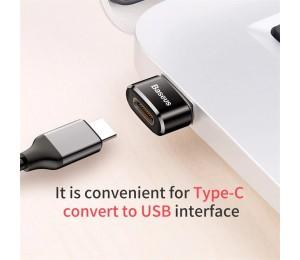 Baseus USB C Adapter OTG Typ C zu USB Adapter Typ-C OTG Adapter Kabel Für Macbook Pro Air samsung S20 S10 USB OTG