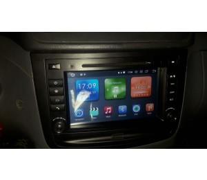 Android 8.1 Quad-Core 2GB RAM 16GB ROM Auto DVD für Mercedes-benz A/B B200 spezielle