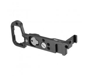 UURig R039 Kamera L-Form Halterung Metall Verlängerung Platte mit 1/4 Zoll Schraube Löcher Dual Kalt Schuh Halterungen Extended für Nikon Z50