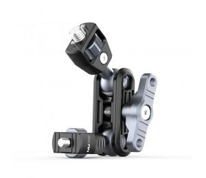UURig R062 Magie Arm Verlängern 1/4'' Schraube und Arri Ortung Pin Monitor Stand Led Video Licht Mic Montieren Gimbal Zubehör
