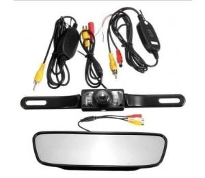 HD 4.3 inch Mirror Parken Rückfahrkamera