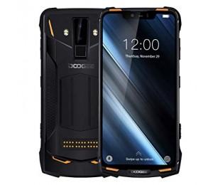 DOOGEE S90 Smartphone Helio P60 MTK6771 6,18 zoll 6 GB + 128 GB Orange Farbe