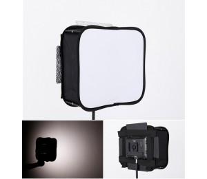 SB300 Softbox Diffusor für YONGNUO YN300 III II, YN300 Air Led-videoleuchte Panel Faltbare Tragbare Soft-Filter