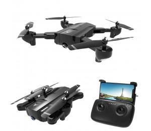 Faltbares Quadcopter 2.4GHz 720P / 1080P HD Drone Quadcopter WIFI FPV Drohnen GPS örtlich festgelegtes Punkt Rc Hubschrauber-Brummen mit Kamera