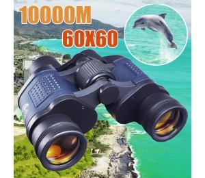Teleskop 60X60 HD Fernglas Hohe Klarheit 10000M Hohe Leistung Für die Jagd im Freien Optisches Lll Nachtsichtfernglas Festzoom