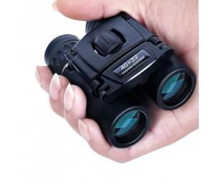 40x22 HD Leistungsstarkes Fernglas 2000M Langstrecken-Klapp-Miniteleskop BAK4 FMC-Optik für Jagdsportarten Campingreisen im Freien