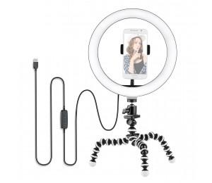 10 Zoll / 26 cm Ring Video Light Kit