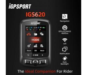 IGPSPORT IGS620 Bike Drahtlose Benachrichtigung Telefon Tacho ANT + Fahrrad Computer Bluetooth 4,0 WIFI GPS Wasserdicht Zubehör