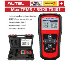 Autel TS401 RDKS Anlerngerät TPMS Programmiergerät Reifendruckkontrollsystem