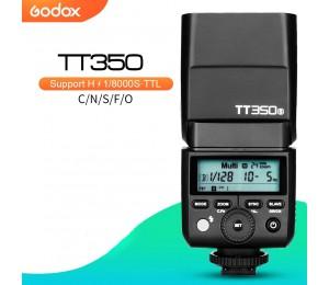 Godox Mini Speedlite TT350C TT350N TT350S TT350F TT350O Kamera Flash TTL HSS für Canon Nikon Sony Fuji Olympus