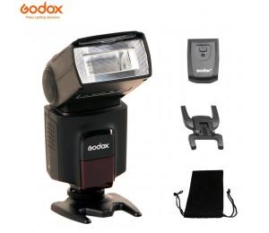 Godox Kamera Flash TT520II mit Build-in 433MHz Drahtlose Signal für Canon Nikon Pentax Olympus DSLR Kameras
