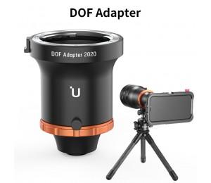 Ulanzi DOF EF Berg DSLR Kamera Volle Rahmen Objektiv Adapter Käfig für iphone 11 Pro Max Smartphone SLR/DSLR & kino Objektiv