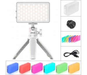 Ulanzi MT-08 VL120 Mini Stativ LED Licht Kit
