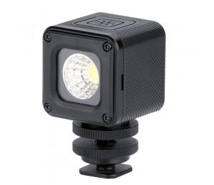 Ulanzi L1 Pro Wasserdicht Dimmbare Mini LED Licht für Gopro DSLR Dji Gimbal Vielseitig Mini Licht Camping Radfahren Beleuchtung