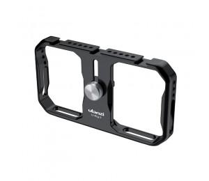 Ulanzi U-Rig II Metall Smartphone Video Rig 3 Schuh Halterungen Filmausrüstung Fall Handheld Telefon Video Stabilisator Für iPhone 12 Pro
